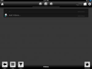 iOS XBMC Add Videos