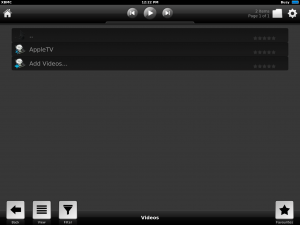 iOS XBMC UPnP Source
