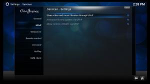 AppleTV XBMC UPnP
