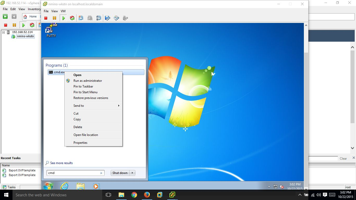 Video – How To Sysprep Then Create And Deploy Windows OVF